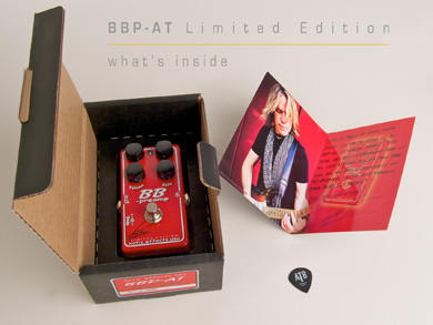 Andy Timmons BB preamp