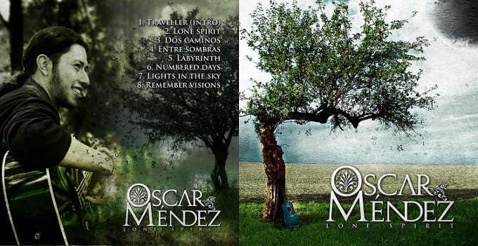 OSCAR MENDEZ LONE SPIRIT