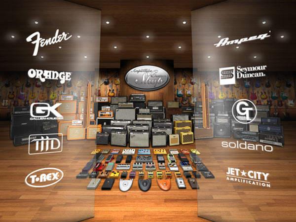 Amplitube Custom Shop