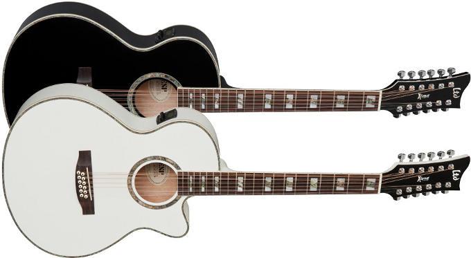 Guitarras acústicas LTD Xtone