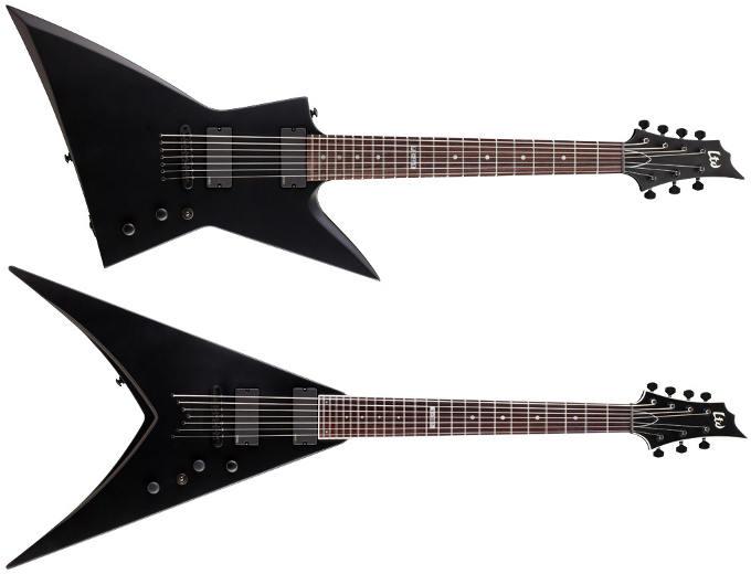 Guitarras ESP LTD 7 cuerdas