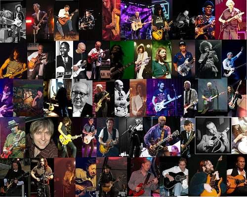 mejores guitarristas