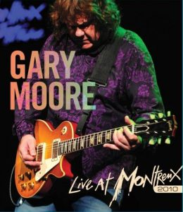 Gary Moore 'Live At Montreux 2010'