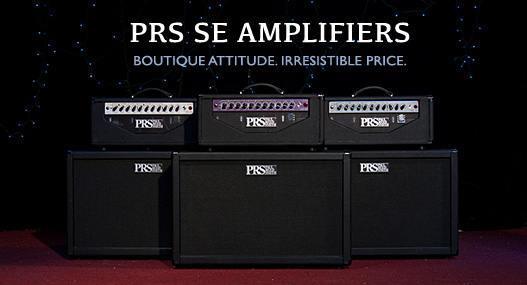 Amplificadores PRS SE