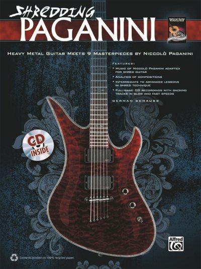 Shredding Paganini