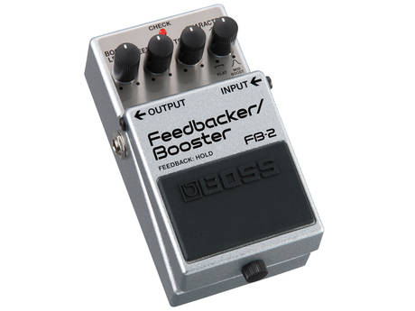Boss FB-2 Feedbacker/Booster stompbox