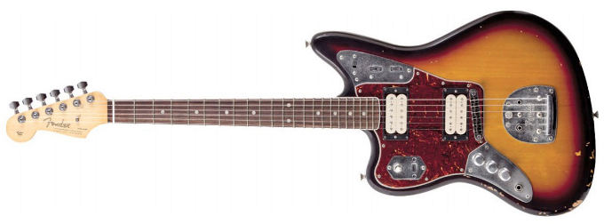 Fender Kurt Cobain Signature Jaguar