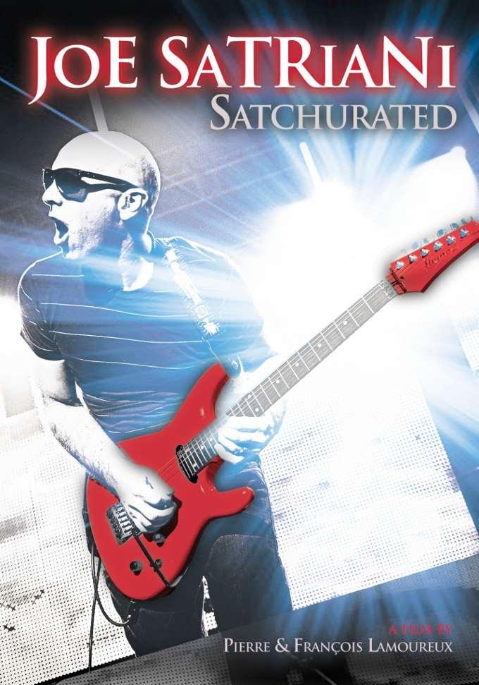 Joe Satriani 3D Satchurated