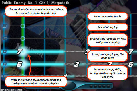 Dave mustaine iPhone app