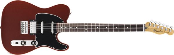 Fender Blacktop Telecaster Baritone