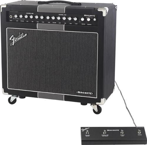 Amplificador Fender Machete Combo