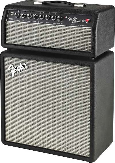 Amplificador Fender Super Champ