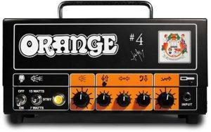 Orange Amps Signature #4 Jim Root Terror