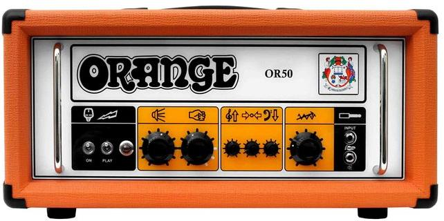 Orange Amplification OR50H