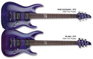 ESP Rob Caggiano y LTD RC-600 (Anthrax)