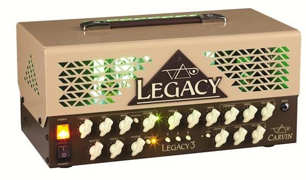 Carvin Legacy III Steve Vai signature