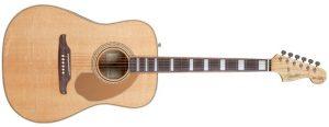 Guitarra acústica Fender Elvis Kingman