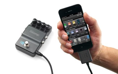 iStomp iPhone