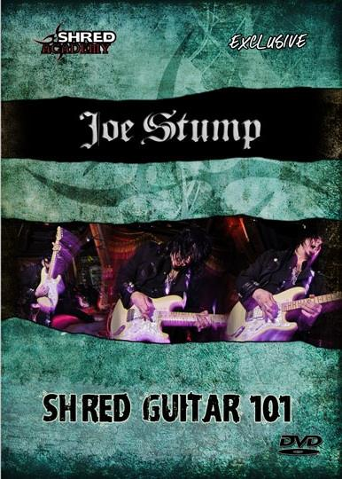 Joe Stump - Shred Guitar 101