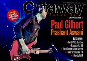 Cutaway Guitar Magazine #27