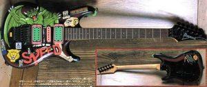 Guitarra Richie Kotzen
