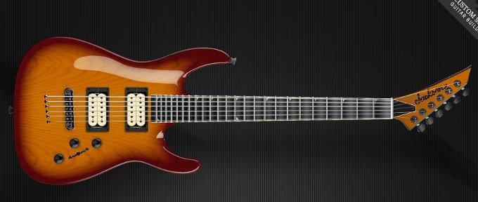 Guitarra Jackson Custom