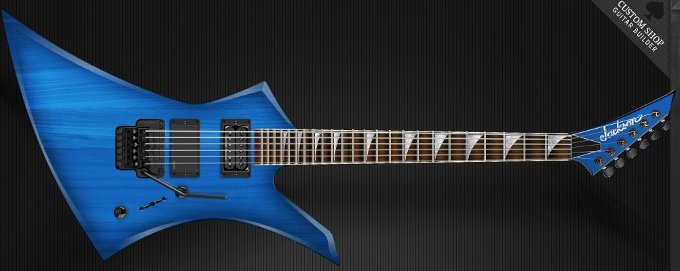 Guitarra Jackson Custom