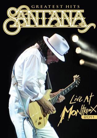 Carlos Santana- - Live At  Montreux 2011