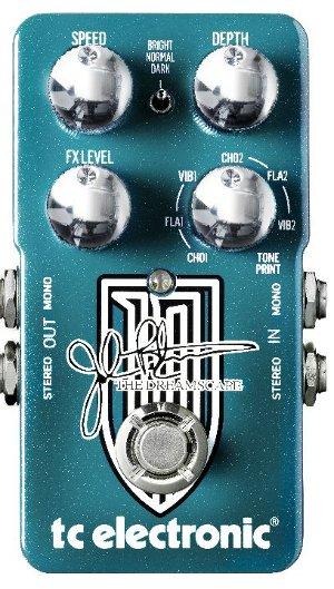"TC Electronic John Petrucci ""The Dreamscape"""