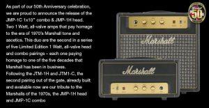 Marshall JMP1