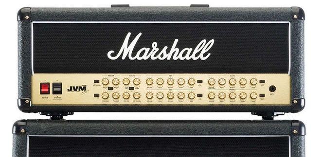Amplificador Marshall Joe Satriani JVM410HJS