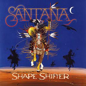 Carlos Santana Shape Shifter