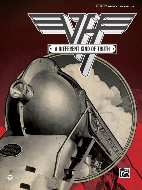 "Van Halen ""A Different Kind Of Truth"" tabs"