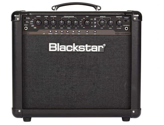 Amplificadores Blackstar ID:15 - ID:30 combos
