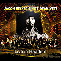 Jason Becker's Not Dead Yet! (Live in Haarlem) CD
