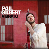 "Paul GIlbert ""Vibrato"" álbum"