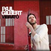"Paul GIlbert ""Vibrato"" álbum"