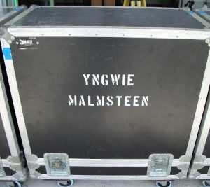 Yngwie Malmsteen rack