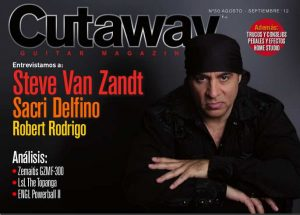 Cutaway Guitar Magazine #30