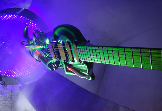 Emerald Ultra Guitar de Steve Vai
