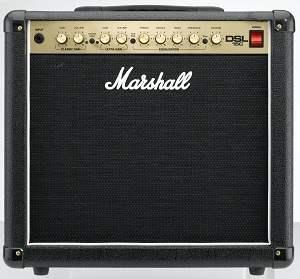 marshall dsl 15w combo amp