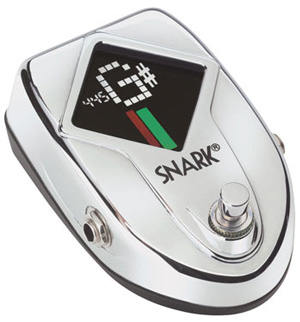 Pedal afinador Snark SN-10