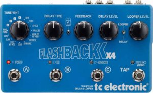 TC Electronic Flashback X4 Delay y Looper