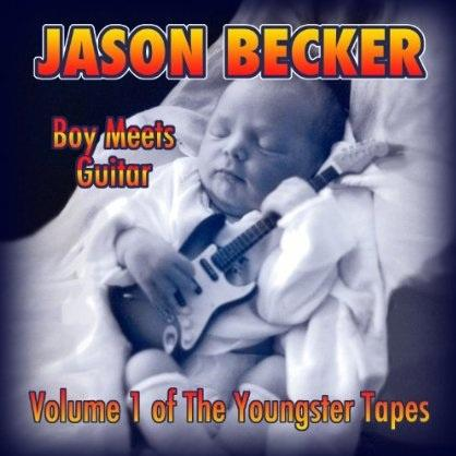 Jason Becker - Boy Meets Guitar, Volume 1 of the Youngster Tapes