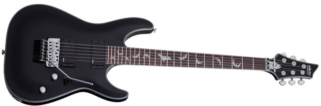Schecter Damien Platinum Collection