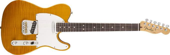 Fender 2013 Custom Deluxe Telecaster
