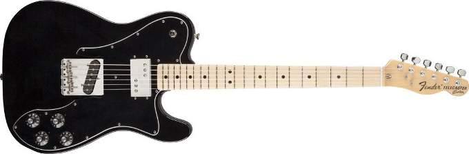 Fender 1972 Closet Classic Telecaster Custom