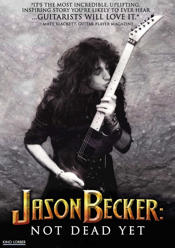 Jason Becker DVD Not Dead Yet