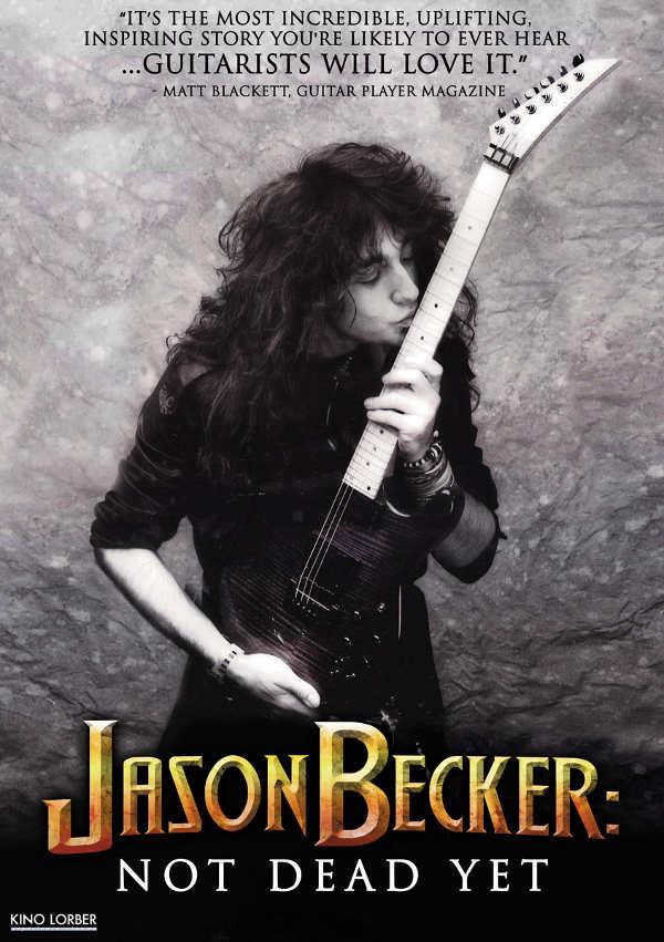 Jason Becker DVD Not Dead Yet