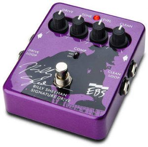 Billy Sheehan EBS Signature Drive Pedal